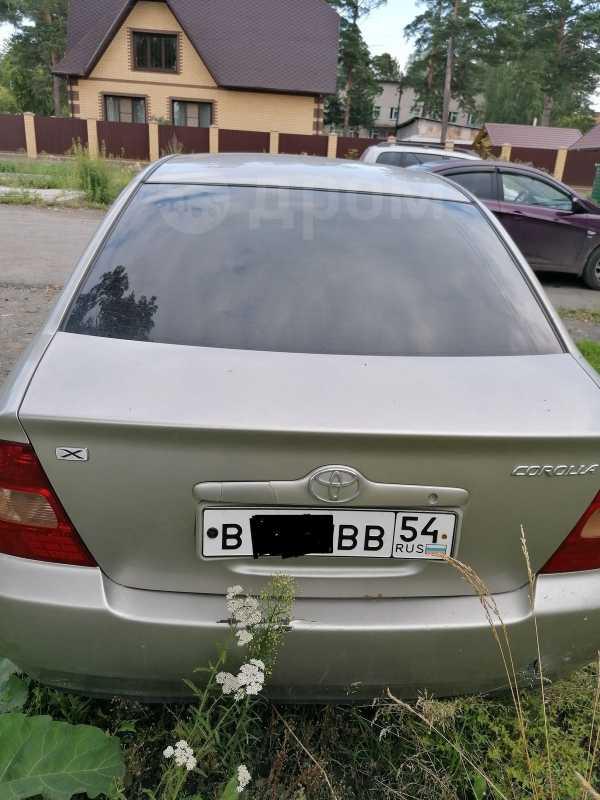 Toyota Corolla, 2002 год, 360 000 руб.