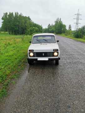 Хабаровск 4x4 2121 Нива 1981