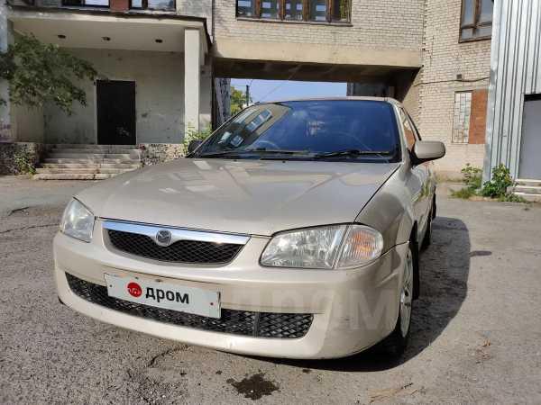 Mazda Familia, 2000 год, 75 000 руб.