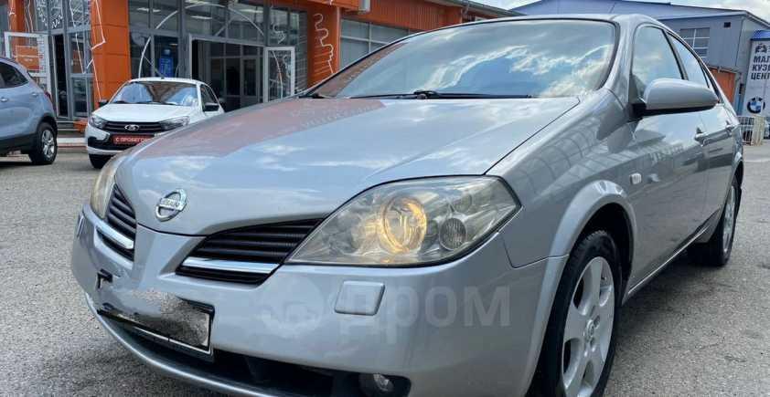 Nissan Primera, 2004 год, 319 000 руб.