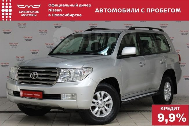 Toyota Land Cruiser, 2008 год, 1 790 000 руб.