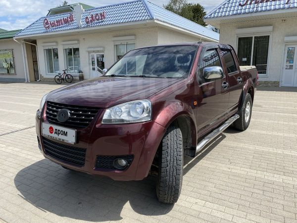 Great Wall Wingle, 2013 год, 499 000 руб.