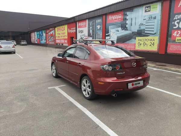 Mazda Mazda3, 2008 год, 499 000 руб.