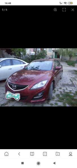 Керчь Mazda6 2012
