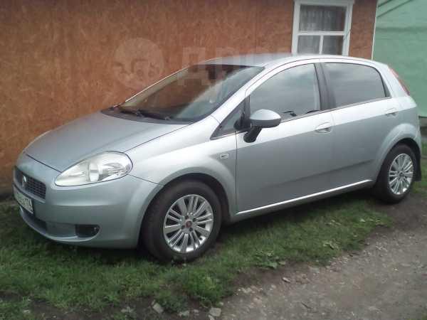 Fiat Punto, 2007 год, 265 000 руб.