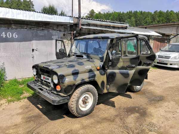 УАЗ 3151, 2001 год, 205 000 руб.