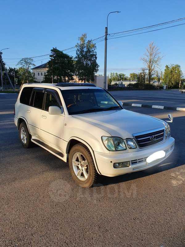 Toyota Land Cruiser Cygnus, 2004 год, 1 350 000 руб.