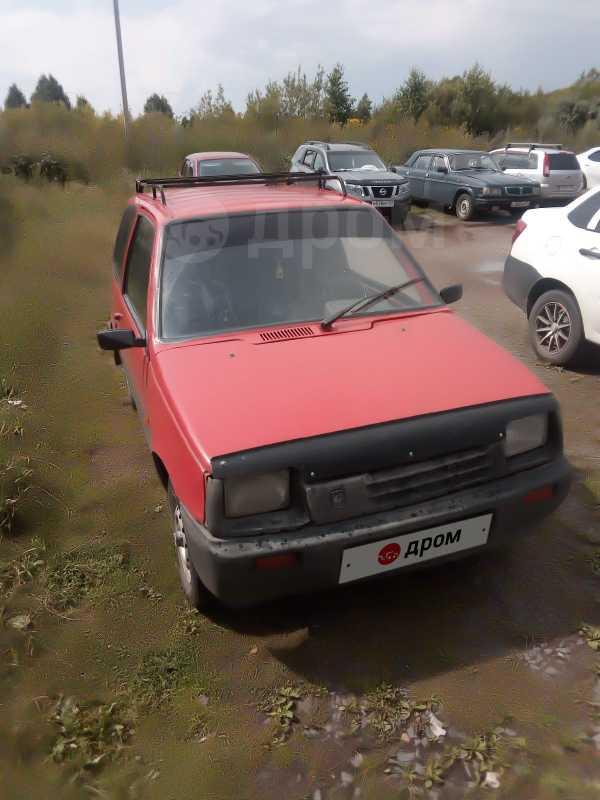 Лада 1111 Ока, 1995 год, 30 000 руб.