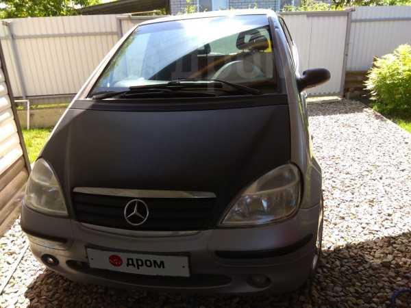 Mercedes-Benz A-Class, 2000 год, 190 000 руб.