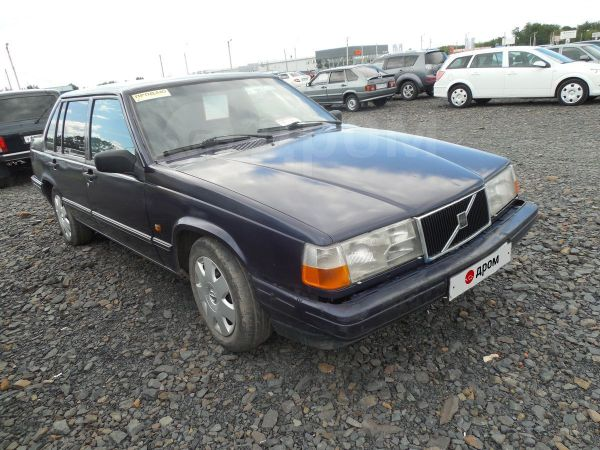 Volvo 940, 1992 год, 90 000 руб.