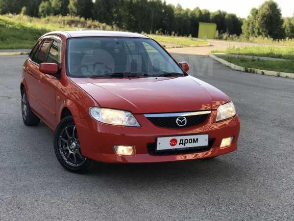 Mazda Familia S-Wagon, 2001 год, 240 000 руб.