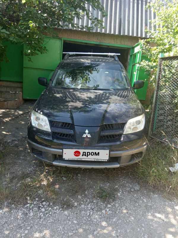 Mitsubishi Outlander, 2006 год, 455 000 руб.