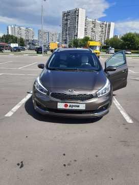 Москва Kia Ceed 2017