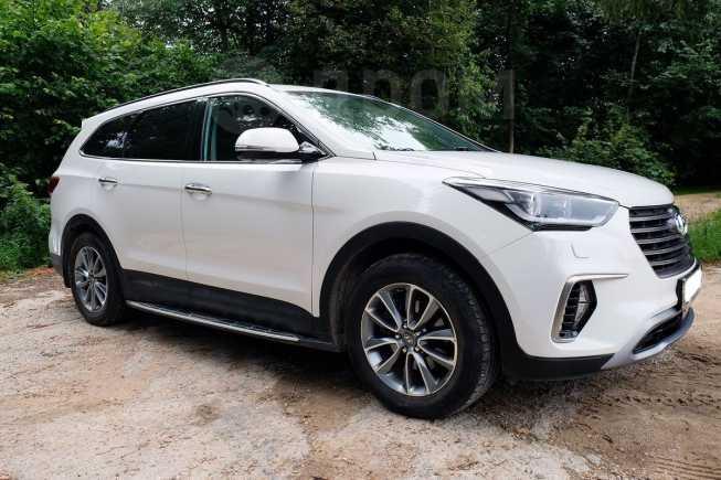 Hyundai Grand Santa Fe, 2017 год, 1 999 990 руб.