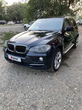 Сочи BMW X5 2008