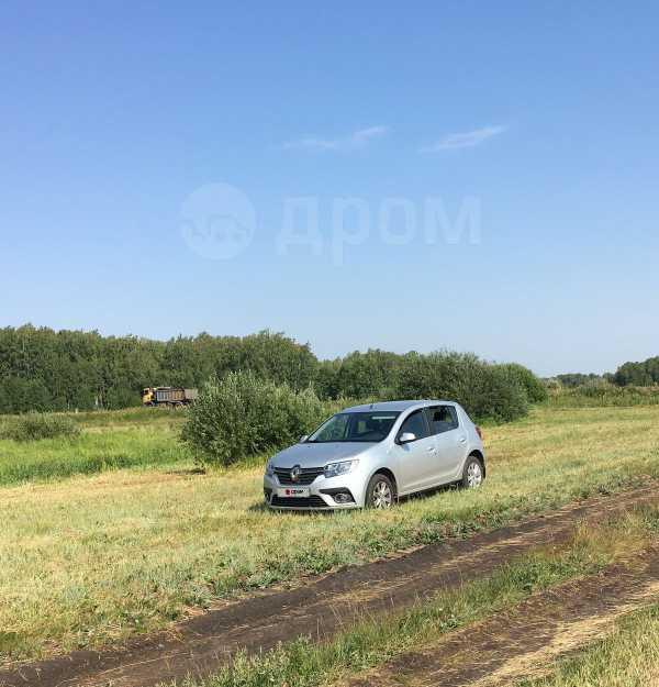 Renault Sandero, 2019 год, 670 000 руб.