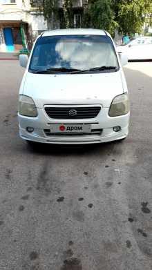 Новокузнецк Wagon R Plus 2000