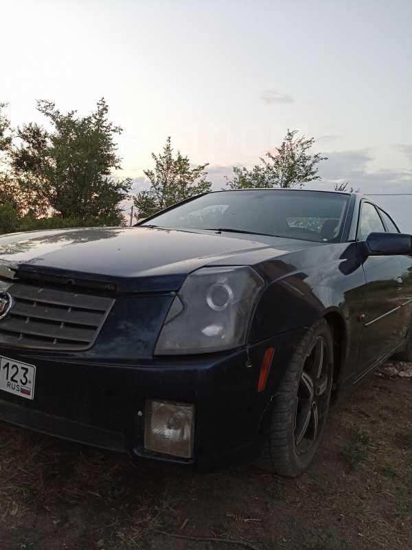 Cadillac CTS, 2003 год, 345 000 руб.