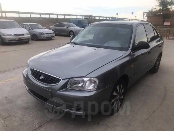 Hyundai Accent, 2005 год, 197 000 руб.