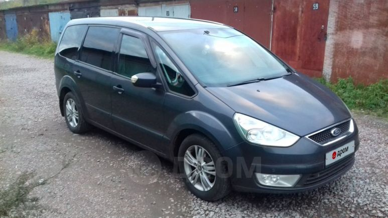 Ford Galaxy, 2008 год, 500 000 руб.