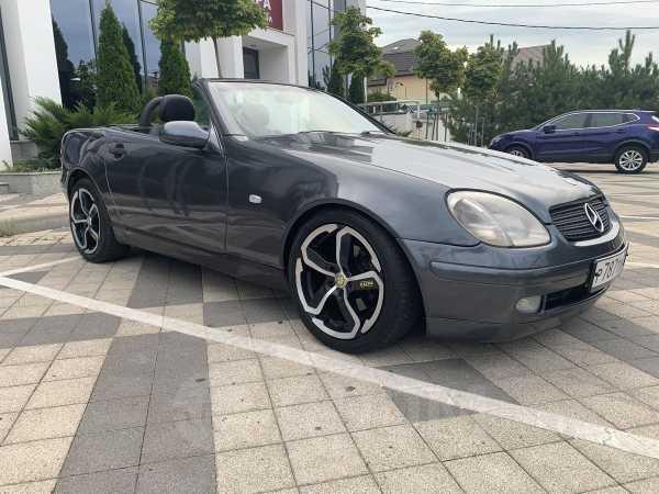 Mercedes-Benz SLK-Class, 1996 год, 365 000 руб.