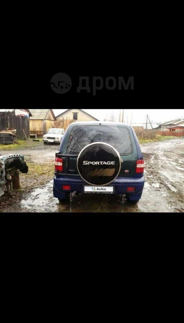 Kia Sportage, 2000 год, 140 000 руб.