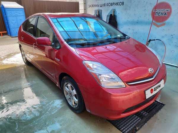 Toyota Prius, 2007 год, 399 000 руб.