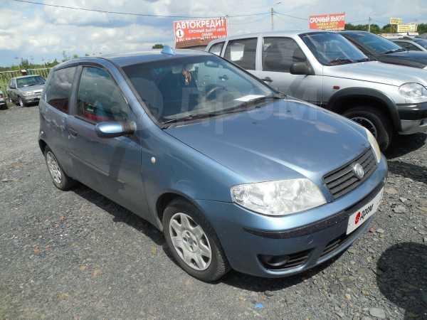 Fiat Punto, 2004 год, 150 000 руб.