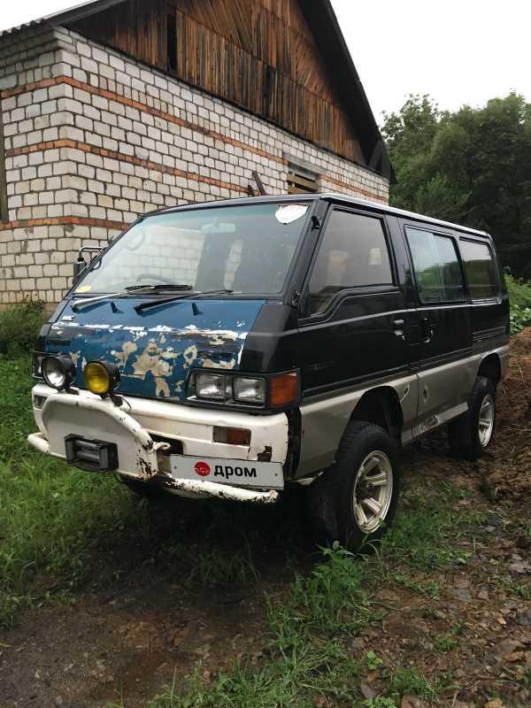 Mitsubishi Delica, 1989 год, 100 000 руб.