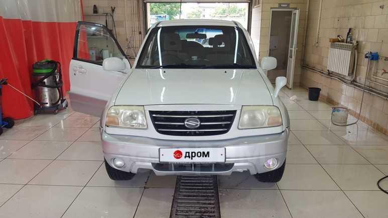 Suzuki Escudo, 2003 год, 585 000 руб.