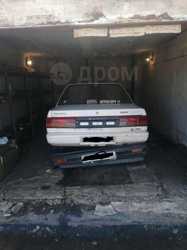 Nissan Sunny, 1989 год, 20 000 руб.