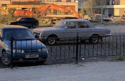 Новый Уренгой 24 Волга 1976