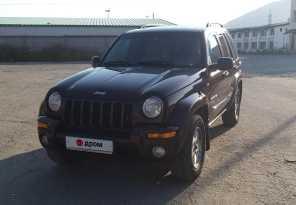 Магадан Cherokee 2004