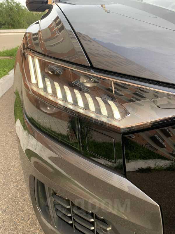 Audi Q8, 2018 год, 6 000 000 руб.