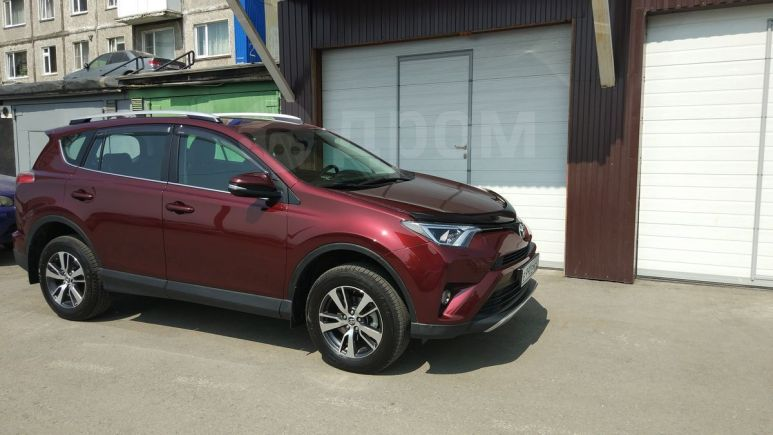 Toyota RAV4, 2017 год, 1 900 000 руб.
