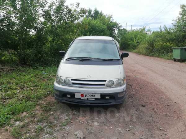 Toyota Estima Lucida, 1998 год, 345 000 руб.