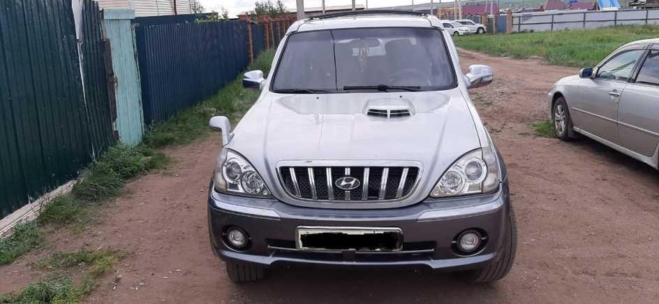 Hyundai Terracan, 2001 год, 435 000 руб.