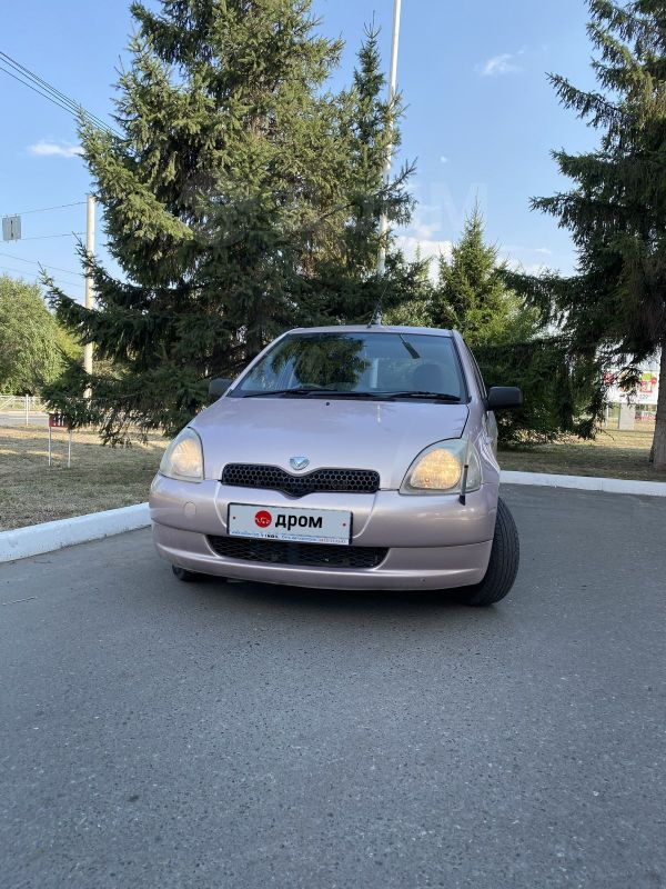 Toyota Vitz, 2000 год, 199 000 руб.