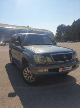 Томск LX470 2001
