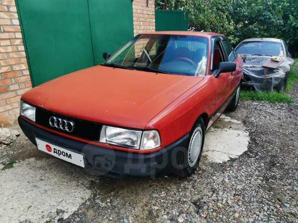 Audi 80, 1988 год, 100 000 руб.