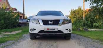 Новосибирск Pathfinder 2016