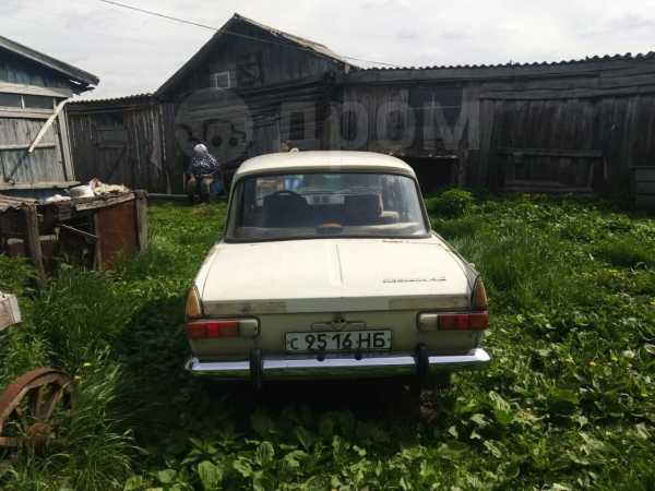 Москвич 412, 1987 год, 15 000 руб.