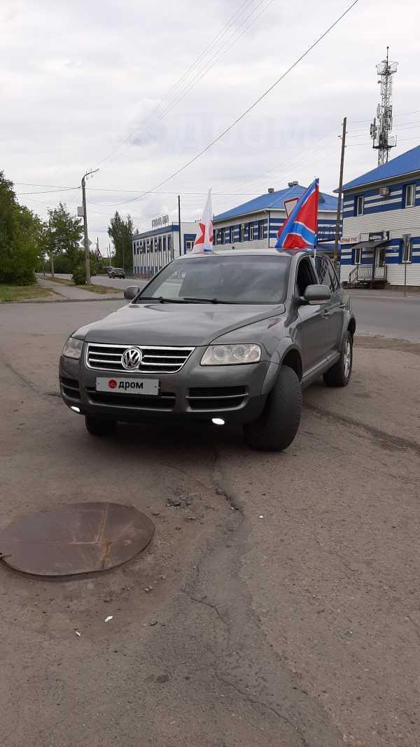 Volkswagen Touareg, 2003 год, 430 000 руб.