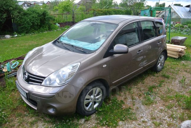 Nissan Note, 2011 год, 410 000 руб.