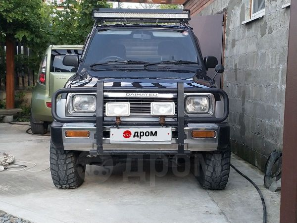 Daihatsu Rocky, 1992 год, 450 000 руб.
