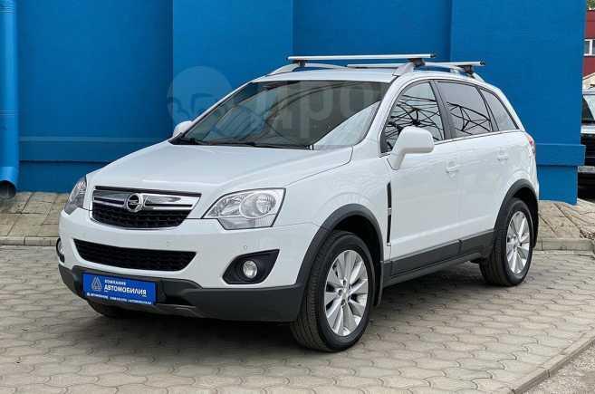 Opel Antara, 2014 год, 899 000 руб.
