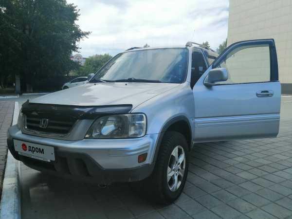 Honda CR-V, 2001 год, 419 000 руб.