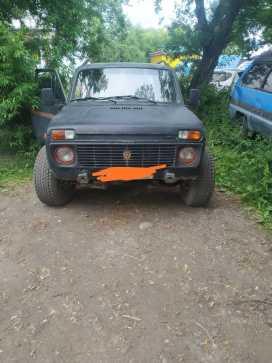 Вилючинск 4x4 2121 Нива 1985