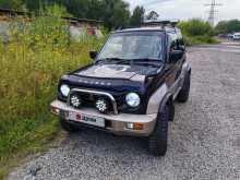 Томск Pajero Junior 1996