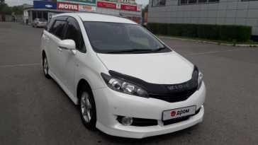 Абакан Toyota Wish 2010